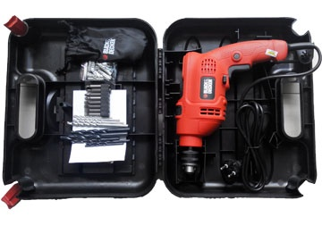 10mm Máy khoan 500W Black and Decker KR504REKP20